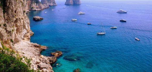 Capri-Adasına-Ulaşım